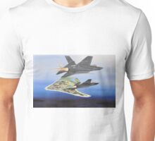 VIP Attack against island of Sylt Unisex T-Shirt