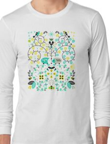 Hedgehog Lovers Long Sleeve T-Shirt