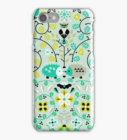 Hedgehog Lovers iPhone Case/Skin