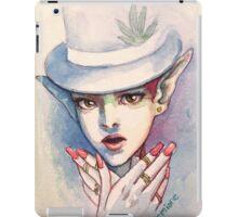 Pot Elf Magician iPad Case/Skin