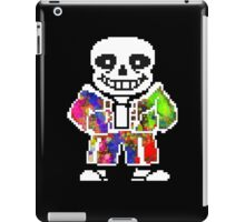 Sans <3 iPad Case/Skin