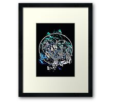 TH62 Framed Print