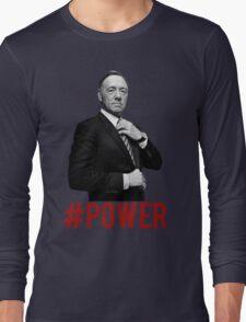#POWER Long Sleeve T-Shirt