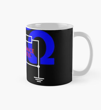 Resistance is Futile... Ohm! Mug
