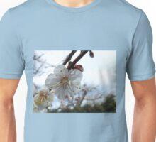 Apple Blossoms Macro 2 Unisex T-Shirt