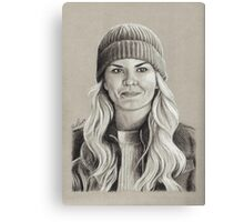 Labor of Love Canvas Print