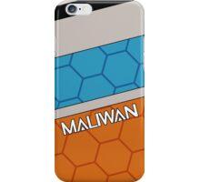 Borderlands Maliwan Brand iPhone Case/Skin