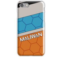 Borderlands Maliwan Brand iPhone Case/Skin