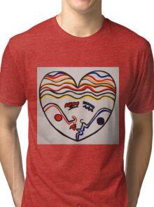 I  Love You Tri-blend T-Shirt