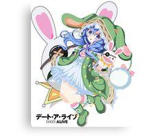 Yoshino Date a Live Canvas Print