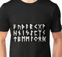 Runes - Elder Futhark - 0025 - Collected Unisex T-Shirt