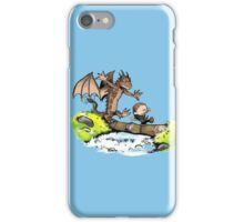 Draco and Bowen iPhone Case/Skin