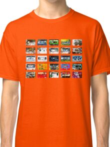 Damaged tapes 2 Classic T-Shirt