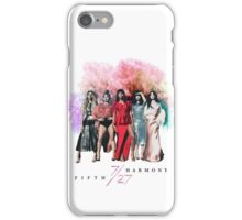 Fifth Harmony ~ 7/27 (Nature) iPhone Case/Skin