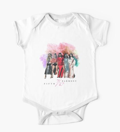 Fifth Harmony ~ 7/27 (Nature) One Piece - Short Sleeve