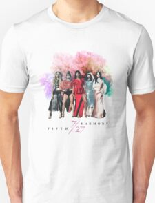 Fifth Harmony ~ 7/27 (Nature) Unisex T-Shirt