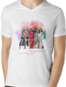 Fifth Harmony ~ 7/27 (Nature) Mens V-Neck T-Shirt