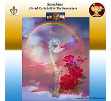 Sunshine - David Rothchild & The Sunrockers Photographic Print