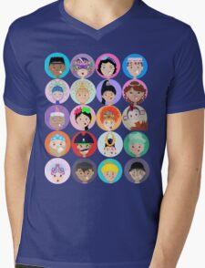 Soundsational Mens V-Neck T-Shirt