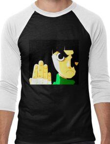 Rock Lee Men's Baseball ¾ T-Shirt