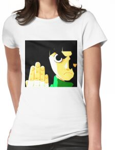 Rock Lee Womens Fitted T-Shirt