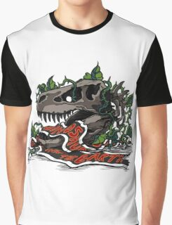 When Dinosaurs Ruled The Earth Graphic T-Shirt