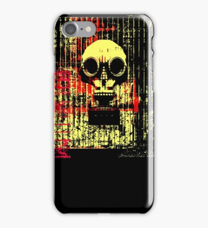 Post apocalyptic dreams iPhone Case/Skin