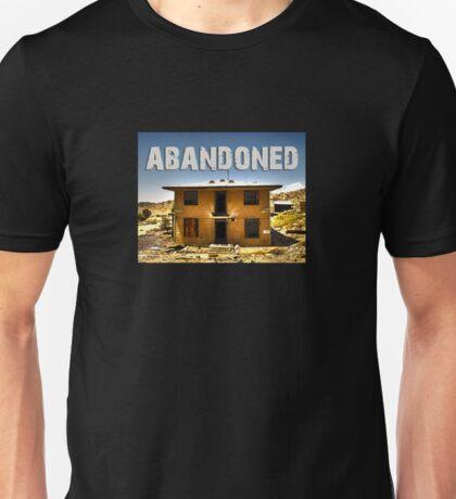 Abandoned in the Desert Unisex T-Shirt