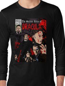 The Satanic Rites of Dracula Long Sleeve T-Shirt