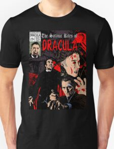 The Satanic Rites of Dracula T-Shirt
