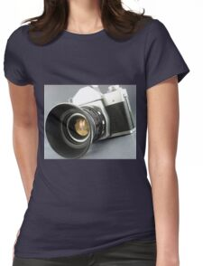 Photographic camera Womens Fitted T-Shirt