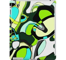 Retro Green iPad Case/Skin