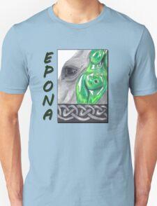 Epona Celtic Goddess Unisex T-Shirt