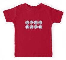 Emoji Building - Discoballs Kids Tee