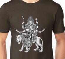 Hindu Goddess Durga Unisex T-Shirt