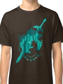 Legend of Zelda - Link's Ocarina Classic T-Shirt