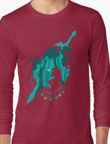 Legend of Zelda - Link's Ocarina Long Sleeve T-Shirt