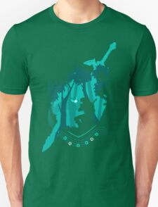 Legend of Zelda - Link's Ocarina T-Shirt