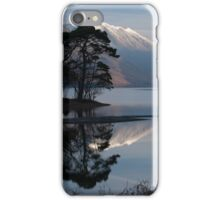 Frosty Morning at Wastwater iPhone Case/Skin