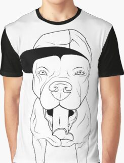 dogs, cute puppy pitbull Graphic T-Shirt
