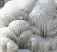 Ice art Sticker