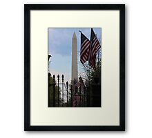 Patriotic Framed Print