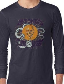 Stoned Jesus Artwork Long Sleeve T-Shirt