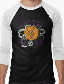 Stoned Jesus Artwork Men's Baseball ¾ T-Shirt