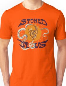 Stoned Jesus Artwork Unisex T-Shirt