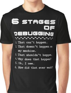 programmer Graphic T-Shirt