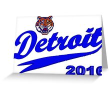 It's a Detroit Thing Greeting Card