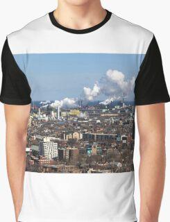 Steel factories. Graphic T-Shirt