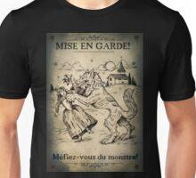 Loup Garou Unisex T-Shirt