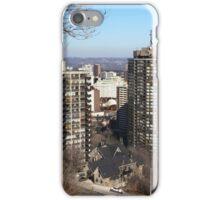 Hamilton, Ontario, Downtown iPhone Case/Skin